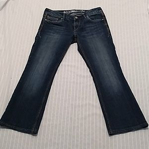 Express Low Rise Bootcut Women Jeans
